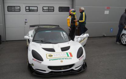 PB Racing all'Autosport International di Birmingham