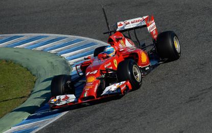Le nuove Pirelli alla prova del Bahrain