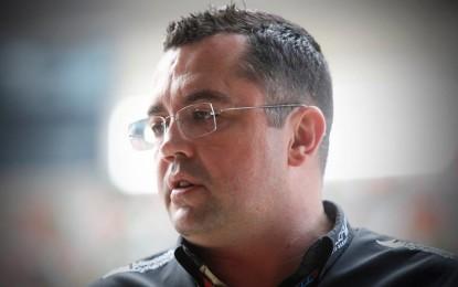 Eric Boullier nuovo Racing Director McLaren