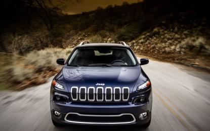 Jeep: nel 2013 nuovo record assoluto di vendite globali