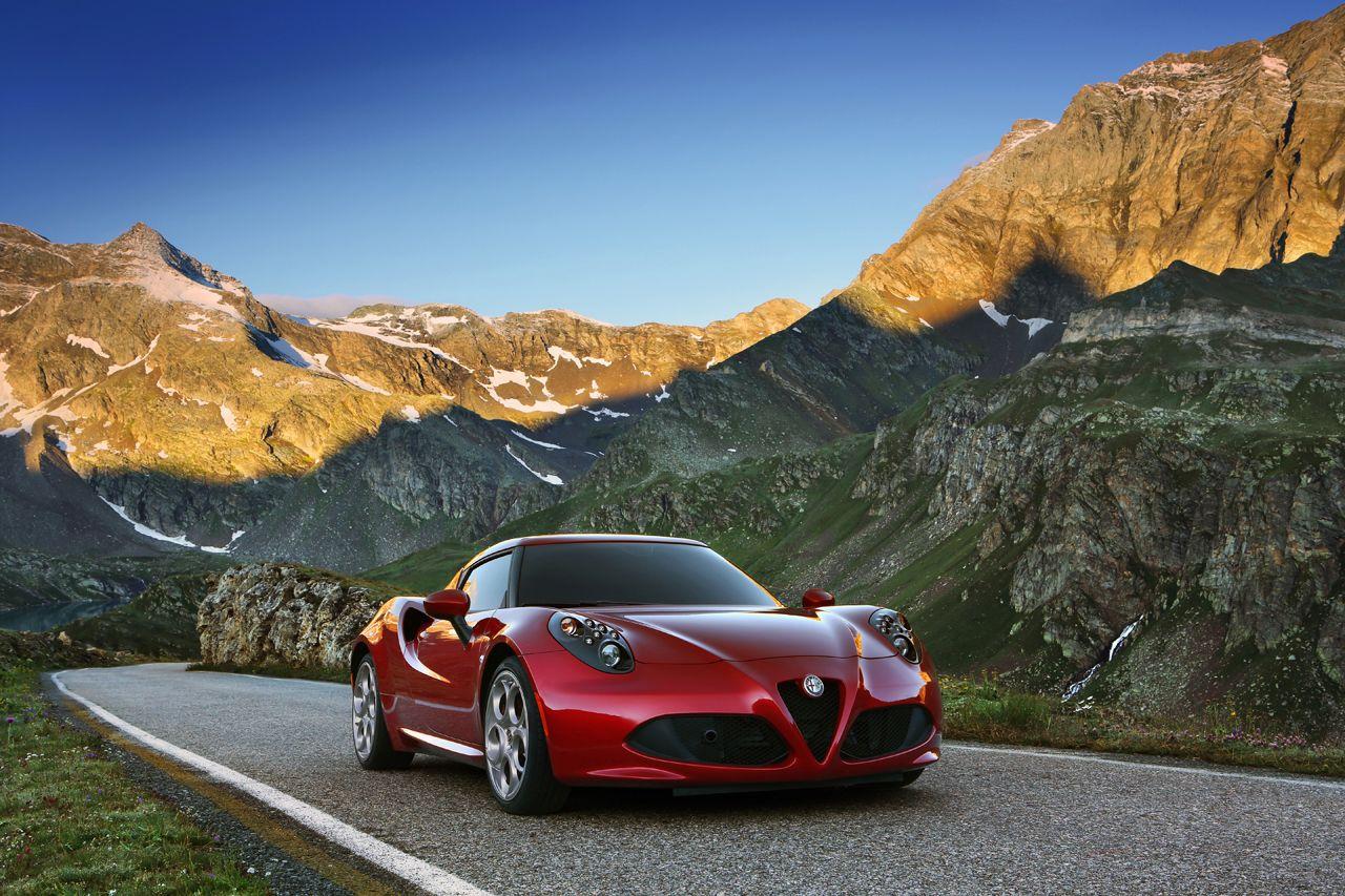 4C 'Auto più bella dell'anno 2013' in Francia