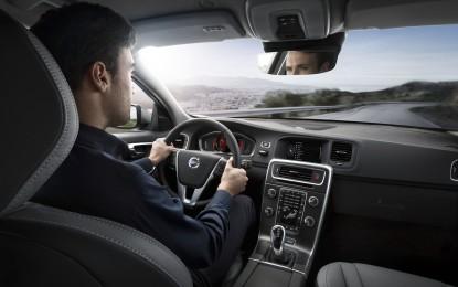 Connettività totale grazie alle soluzioni cloud di Volvo Cars
