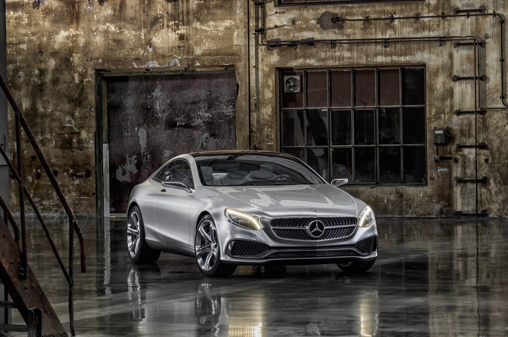 Detroit: Concept S-Class Coupé