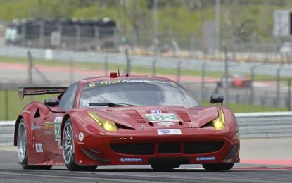 Daytona: formazione titolare per la Ferrari