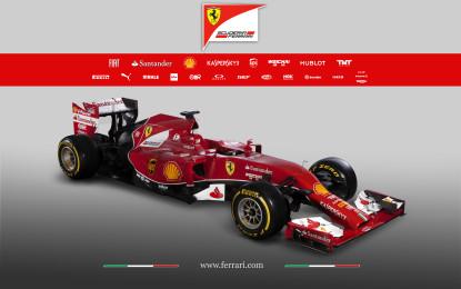 Signore e signori, ecco a voi la F14 T!