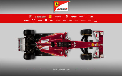 F14 T: la presentazione della svolta