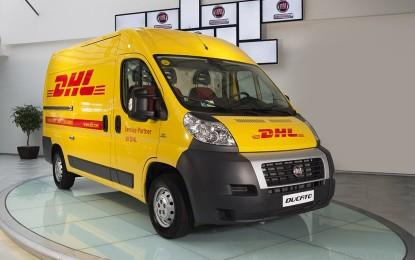 Fiat Professional e DHL Express Italy: spedizioni ancora più 'green'