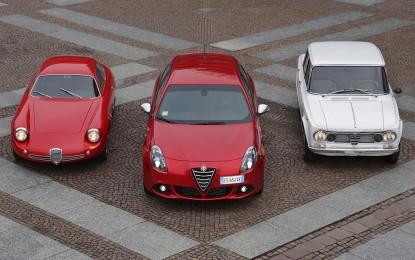Alfa Romeo alla 'Winter Marathon 2014'