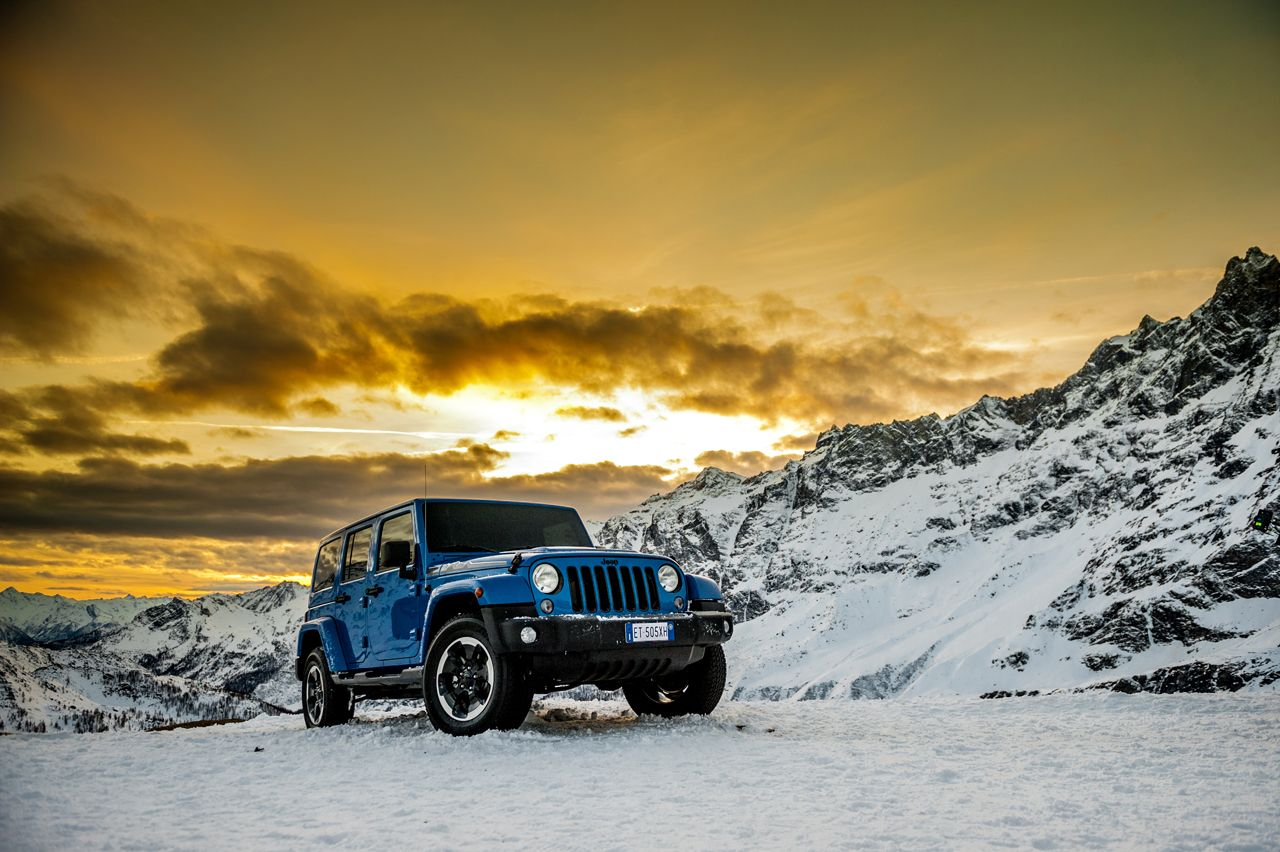 Jeep Wrangler Polar: Master of Winter