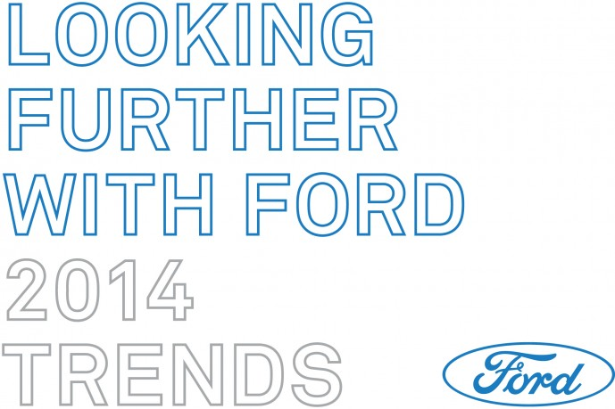 Ford: il 2014 in 10 tendenze