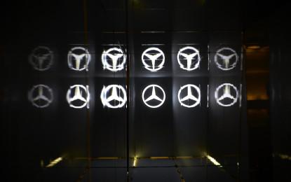Le Frecce d'Argento inaugurano la nuova era della F1