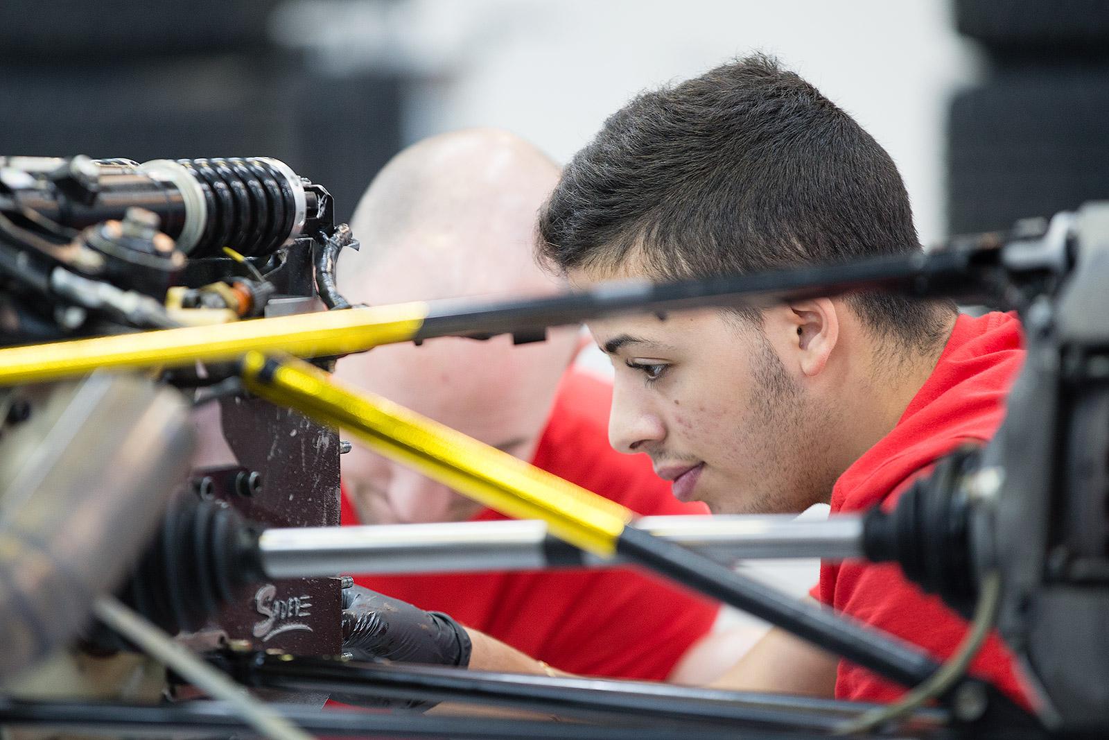 Fuoco e Gutierrez ai test F1 in Austria