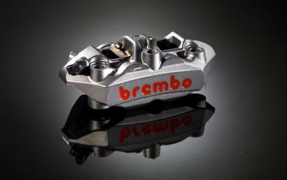 La Honda Fireblade torna con una nuova pinza Brembo