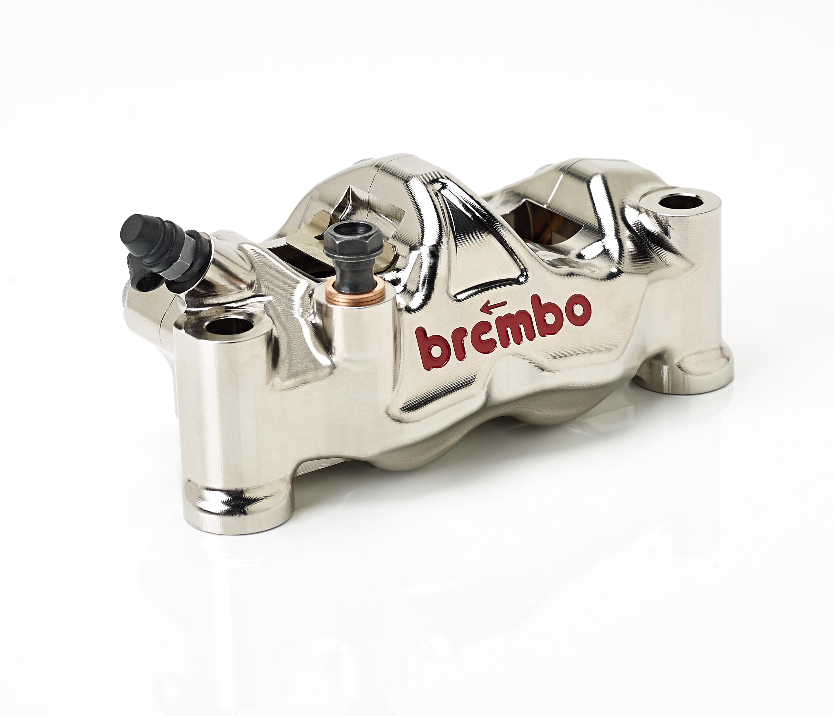 Brembo completa la gamma di pinze GP4-RX