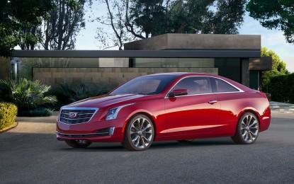 Detroit: nuova Cadillac ATS Coupé