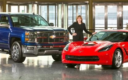 A Detroit Chevrolet fa il pieno di riconoscimenti