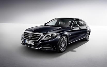 Detroit: world première Mercedes-Benz S 600