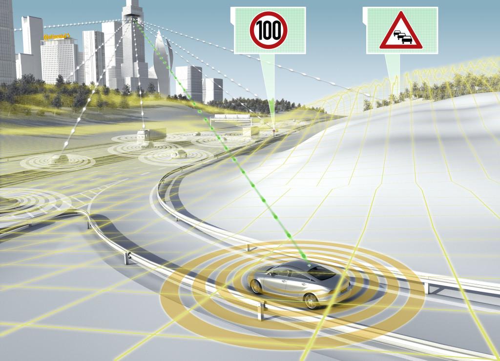 Continental e IBM per la guida automatica