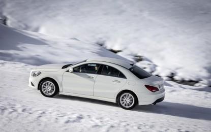 Mercedes-Benz title sponsor di Cortina Winter Polo