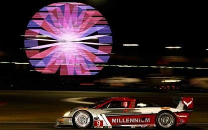 Sparco sul podio della 24 Ore di Daytona
