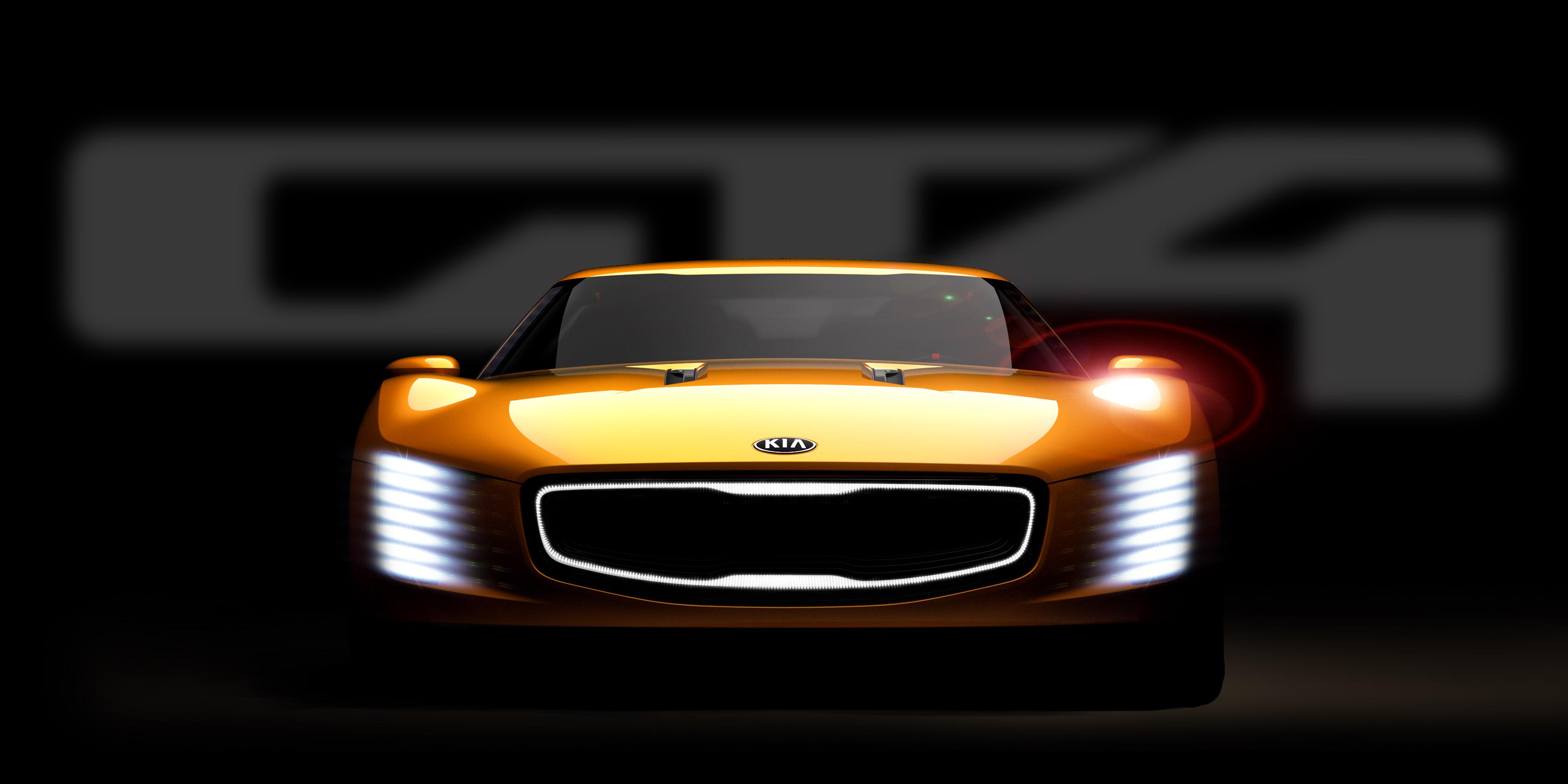 Un'altra occhiata alla Kia GT4 Stinger