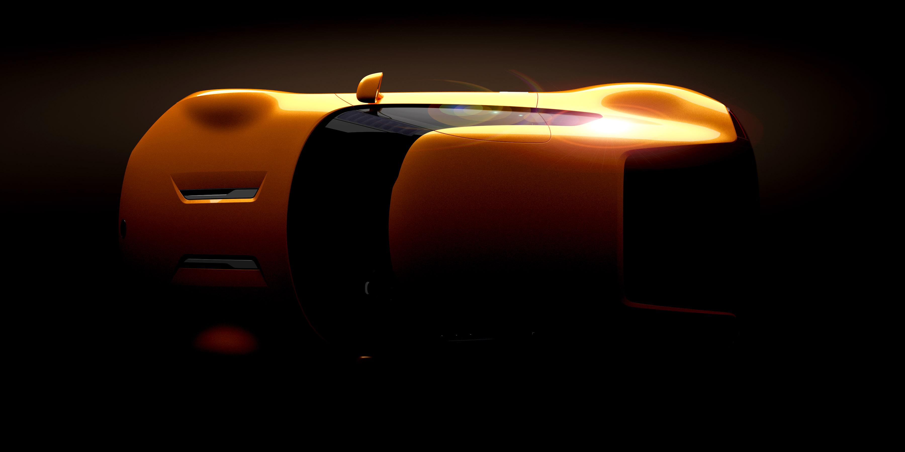 Kia GT4 Stinger mostra gli artigli