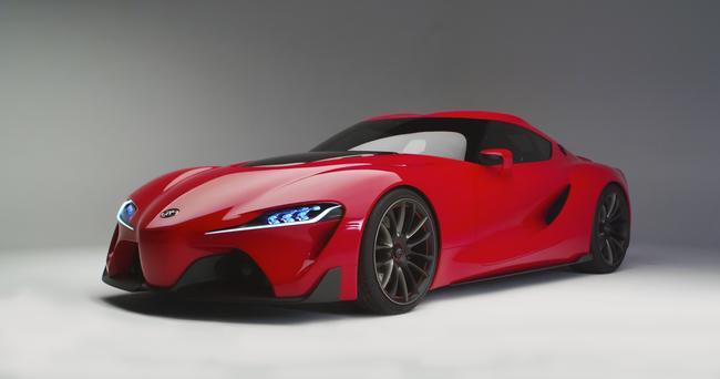Detroit: debutto per la Toyota FT-1