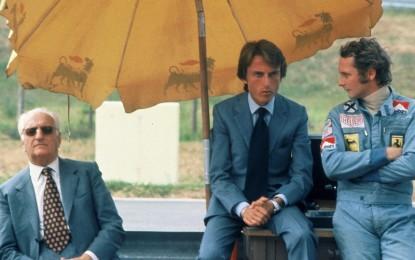 Il ritorno di Niki Lauda a Maranello
