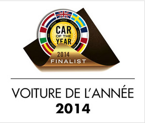 Car of the Year 2014: le 7 finaliste