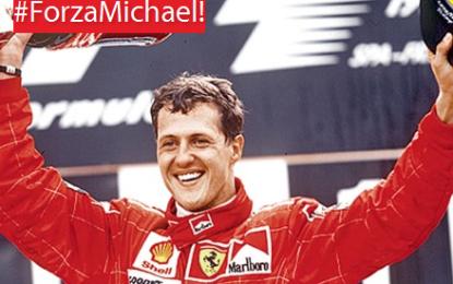 #ForzaMichael!