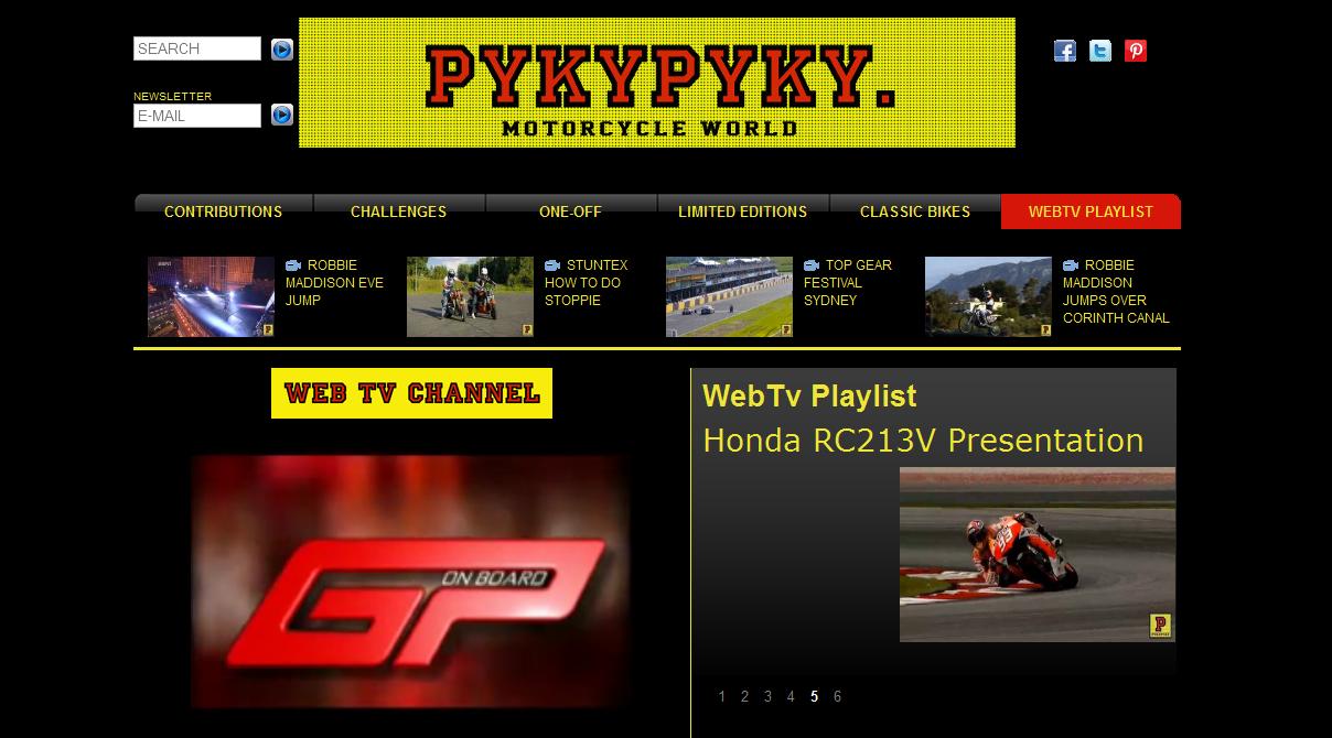 Alla scoperta di pykypyky.com