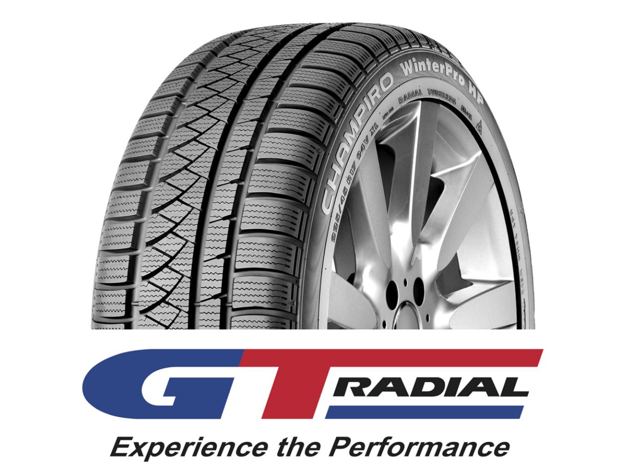 GT Radial: cambio pneumatici in radio!