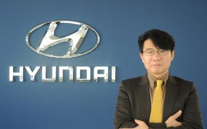 James Oh nuovo presidente Hyundai Motor Company Italy