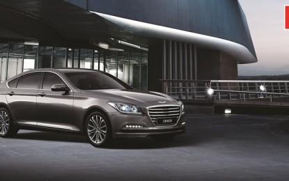 Design Award per Hyundai Genesis