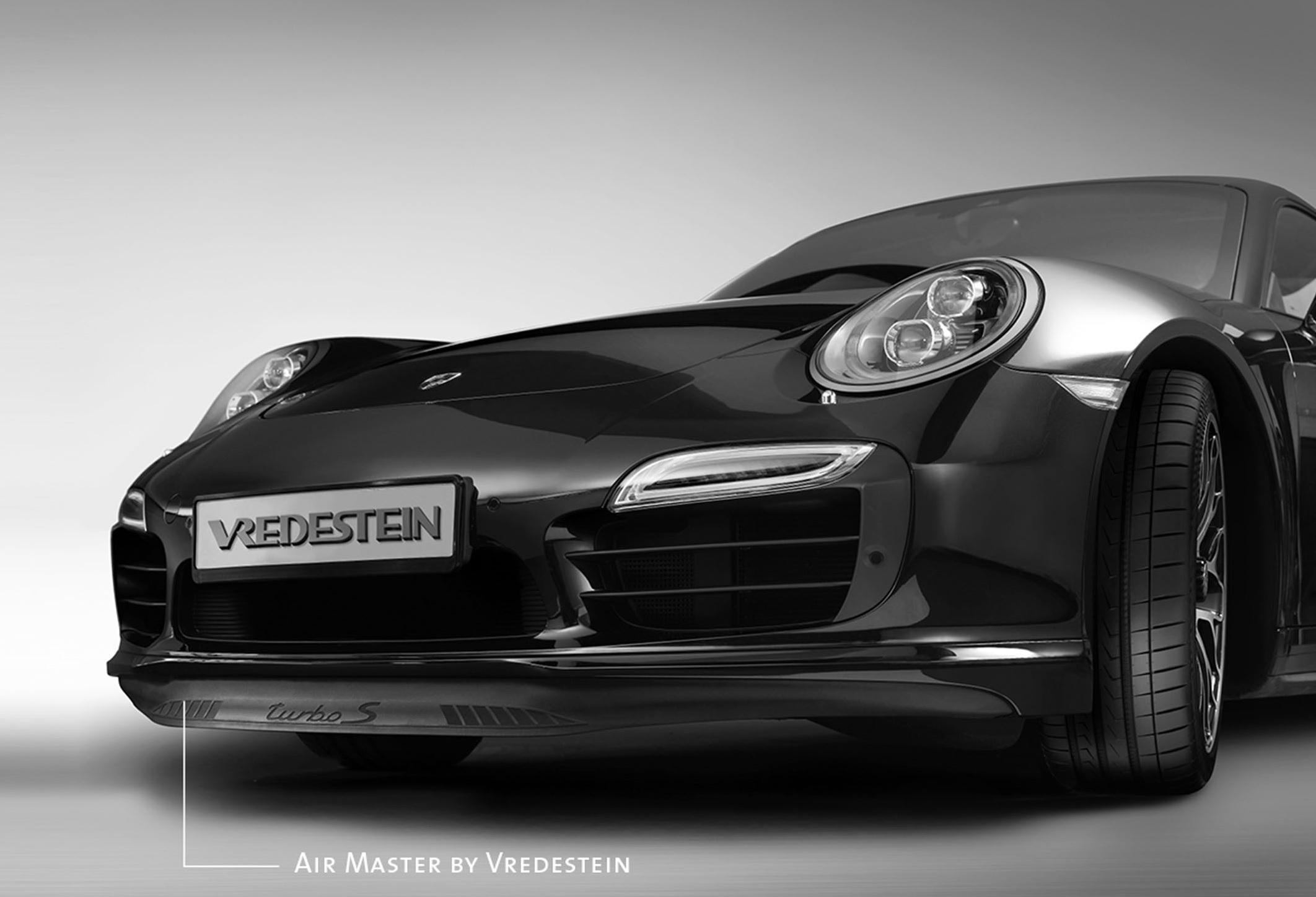 Uno spoiler innovativo per la nuova Porsche 911 Turbo