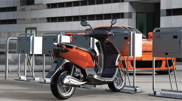 MotoParking, la soluzione per la sosta