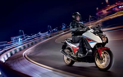 Nuovo Honda Integra 750