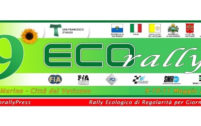 Ecorally: decise le date 2014