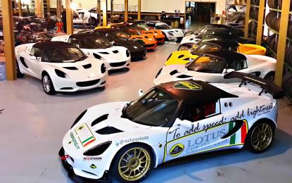 Lotus Cup Italia: calendario, regolamento e… il cambio!