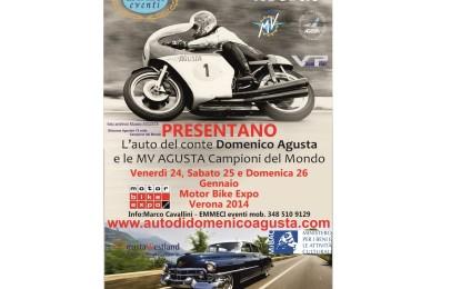I gioielli del Museo Agusta al Motor Bike Expo