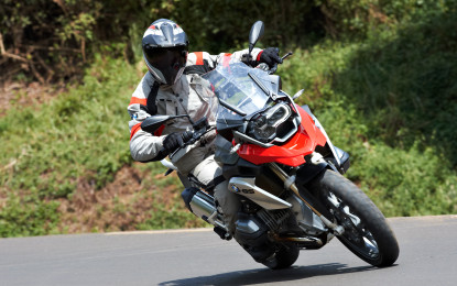 BMW Motorrad 2013: record per la terza volta
