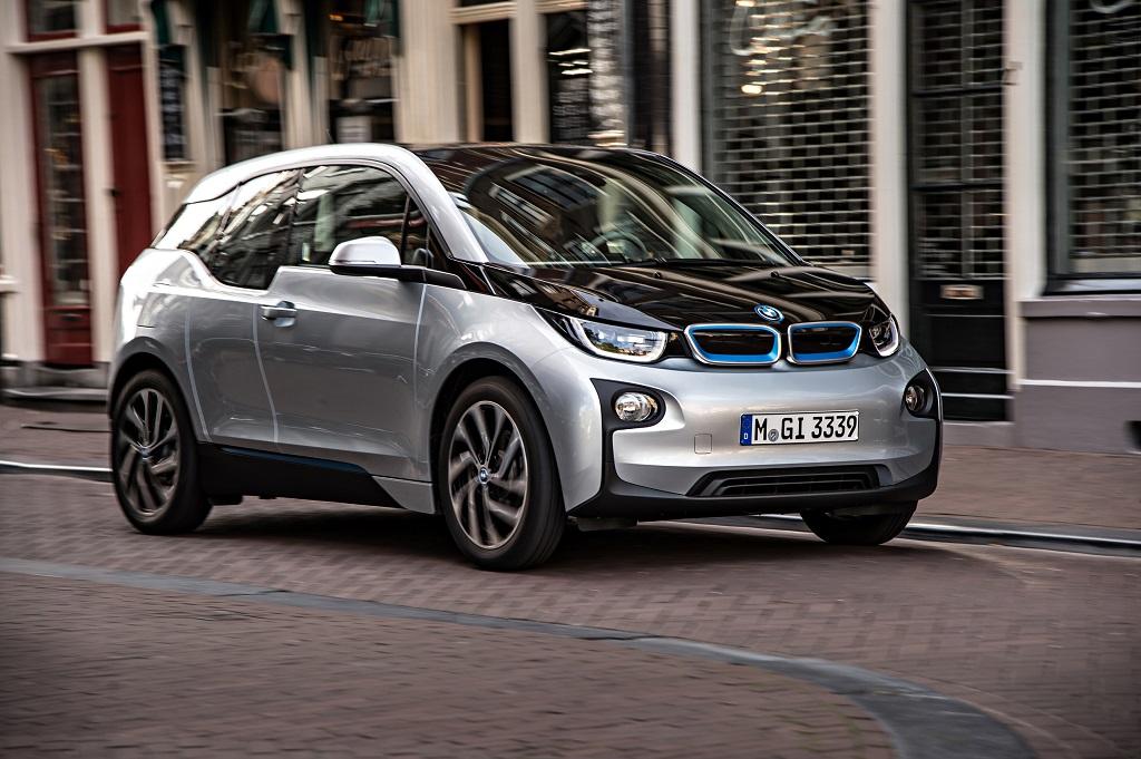 """Concorso fotografico """"Born Electric by BMW i"""""""