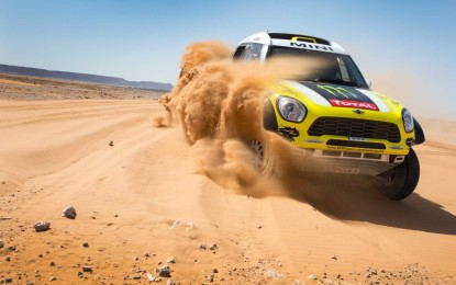 Dakar Rally 2014: seconda tappa a Peterhansel e MINI