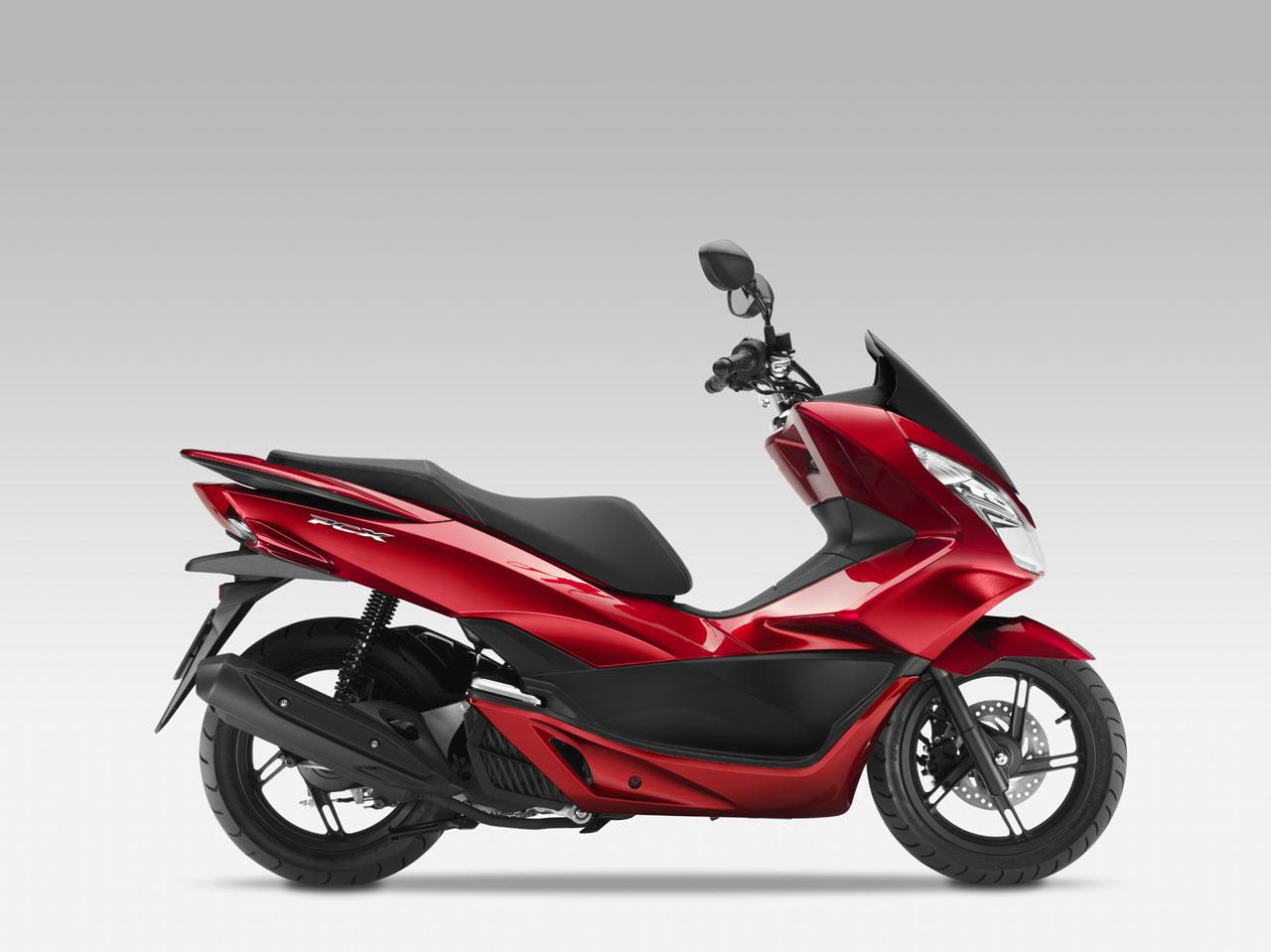 Honda PCX125 YM2014