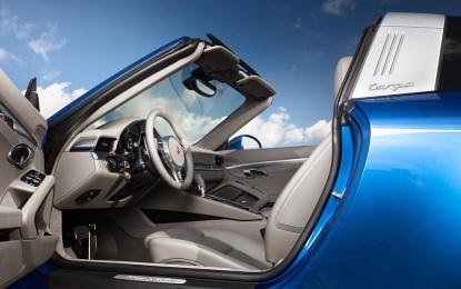 Detroit: nuova Porsche 911 Targa