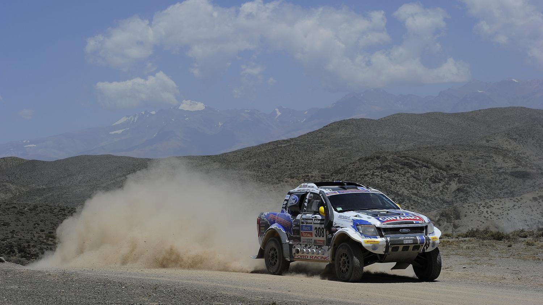 Dakar 2014: debutto nel rally per il Ford Ranger
