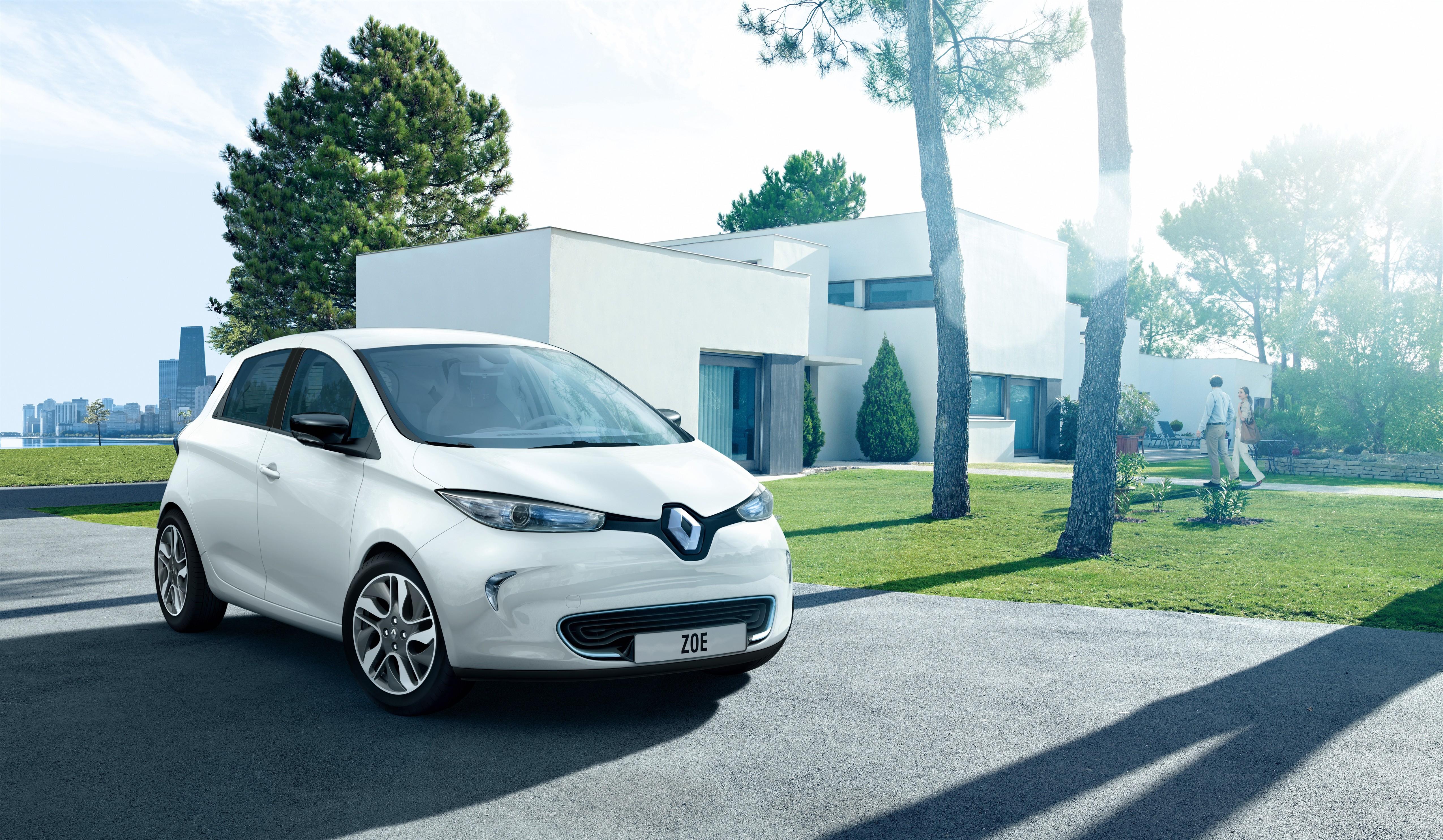 Eco-incentivi Renault su veicoli elettrici e GPL