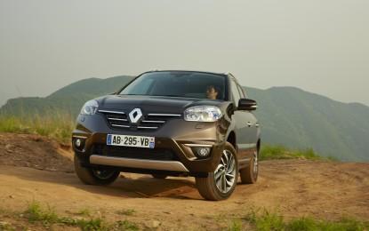 "Renault lancia ""Servizio 5+"""