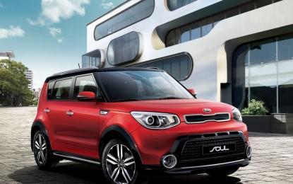 Kia Motors Italy apre il 2014 ancora in crescita