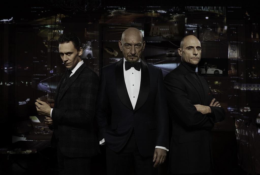 Tre grandi attori per la nuova F-TYPE Coupé